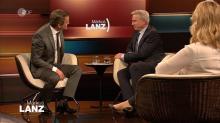 """Talk bei Markus Lanz: """"Kreisverkehr ohne Ausfahrt"""""""