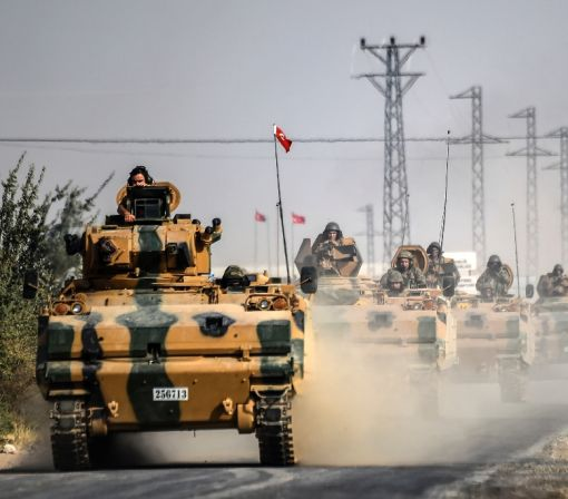 Turkey says to target Syrian Kurdish militia if no retreat