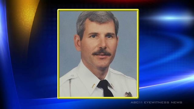 Funeral held for fallen Southern Pines officer