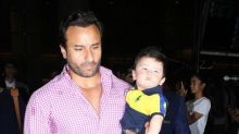 Saif Ali Khan: Taimur Ali Khan is rather delectable, so I don't blame anyone