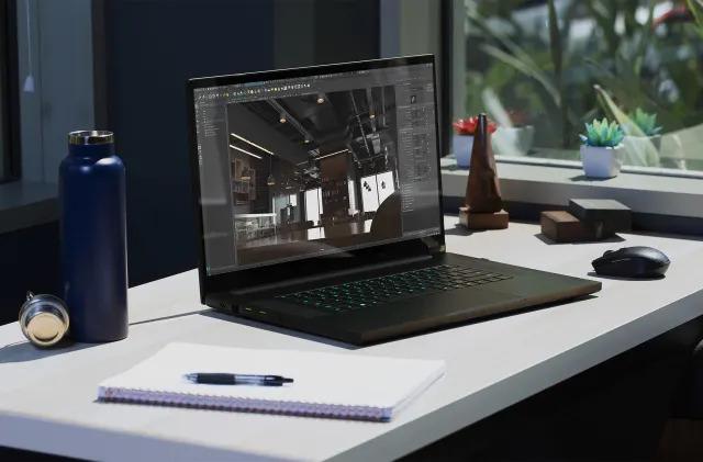 Razer's Blade Pro 17 adds 300 Hz screen and RTX 2080 Super GPU options