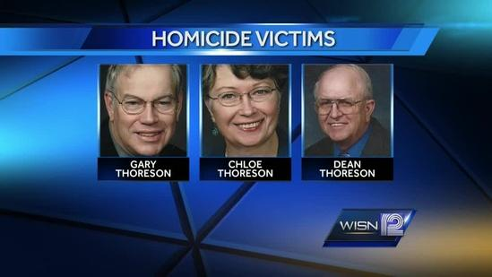 Parents of man accused in triple homicide question Waukesha police