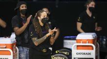 Lynx to retire Seimone Augustus, Rebekkah Brunson jerseys together in 2022