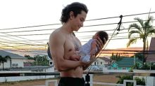 JC Santos shares first photo with baby girl