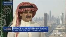 Prince Alwaleed Bin Talal: Saudi Arabia in midst of majo...