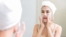 'Never sleep in your make up': five ways to avoid spots