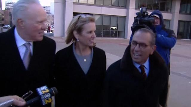 Kerry Kennedy, daughter of the late RFK, on trial for DWI