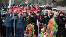 Honour soldiers of today while remembering those who came before, Doug Ford says