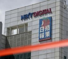 Beleaguered pro-democracy Hong Kong newspaper Apple Daily says it's closing down
