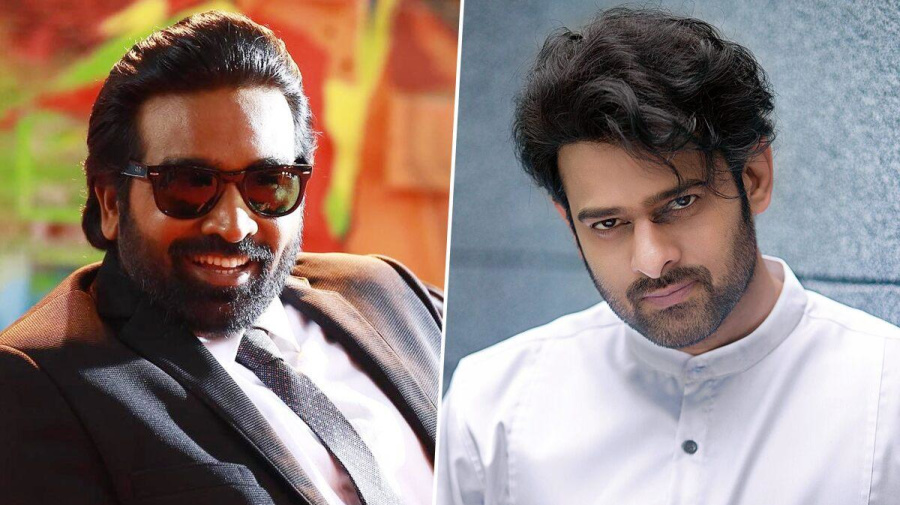 After Master's Success, Vijay Sethupathi To Once Again Turn Baddie for Prabhas' Salaar?
