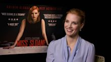 Miss Sloane: Exclusive Interview With Jessica Chastain & John Madden