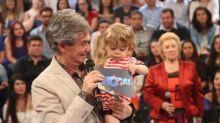 Serginho Groisman revela que filho de 5 anos ainda mama no peito da mãe: 'Sou totalmente favorável'