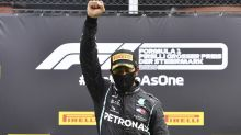 Hamilton wins Styrian GP, Bottas second