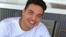 Wesley Safadão cancela live após ser diagnosticado com Covid-19