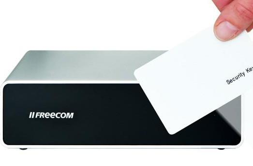 Freecom's Hard Drive Secure for the businessman paranoid