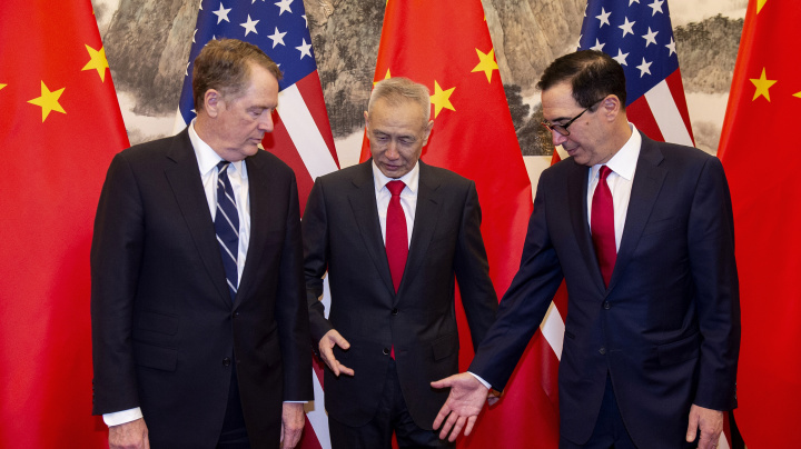 US, China to hold trade talks April 30 in Beijing