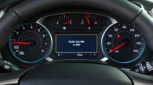 Chevy's new 'Buckle to Drive' system locks out shifter until you buckle up