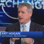 Art Hogan talks markets