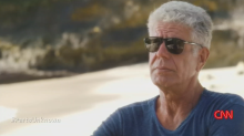 Anthony Bourdain talks about his own death and funeral on somber 'Parts Unknown'