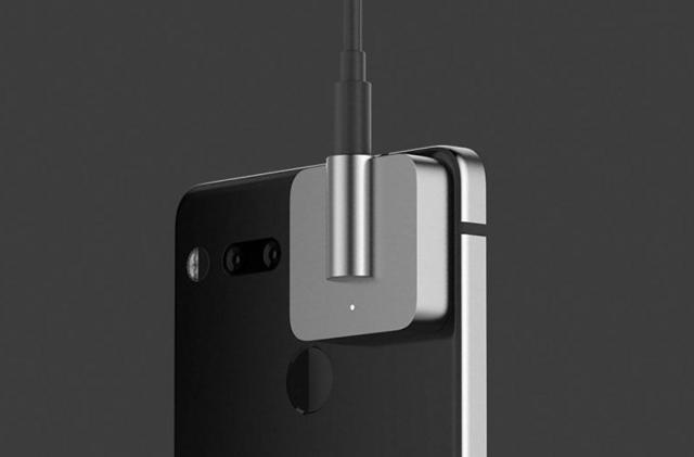 Essential's second smartphone module adds a headphone jack