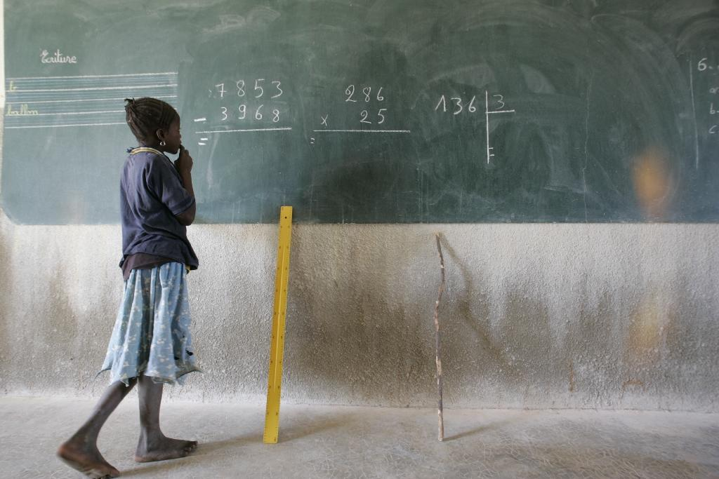 More than 1,100 schools have been forced to close or temporarily shutdown in Burkina Faso