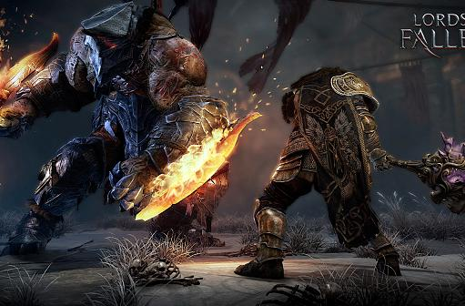Lords of the Fallen challenges you to pick it up in October