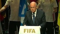 "Arrests have brought ""shame and humiliation' on football: FIFA's Blatter"