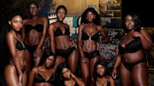 Photo shoot sends powerful message: 'Black women are beautiful in every, shape, color, and size'