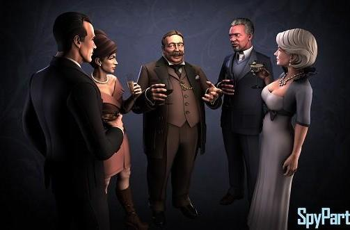 SpyParty redesign: The new art of espionage