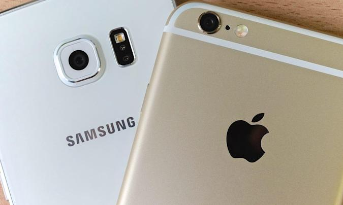 Samsung agrees to pay Apple $548 million in settlement