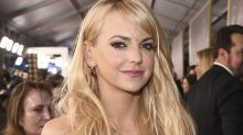 Anna Faris slays making post-split debut at the Emmys