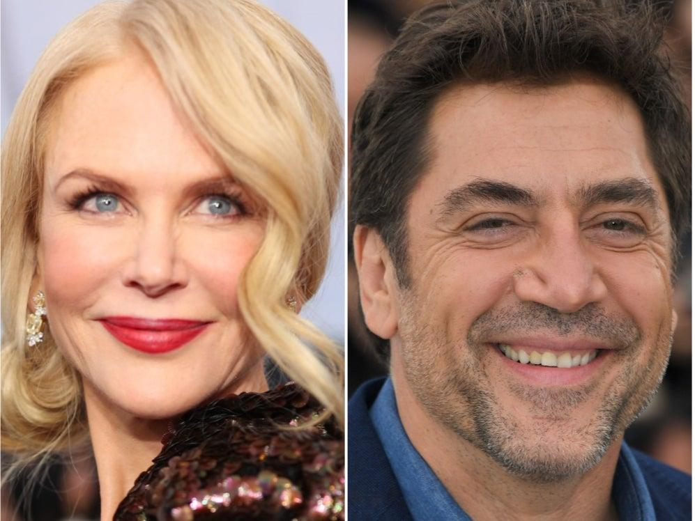 Nicole Kidman and Javier Bardem reportedly in negotiations to play Lucille Ball and Desi Arnaz in new Aaron Sorkin film
