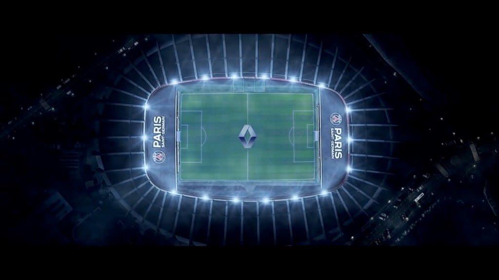 車廠瘋足球,RENAULT與Paris Saint-Germain簽署合作關係