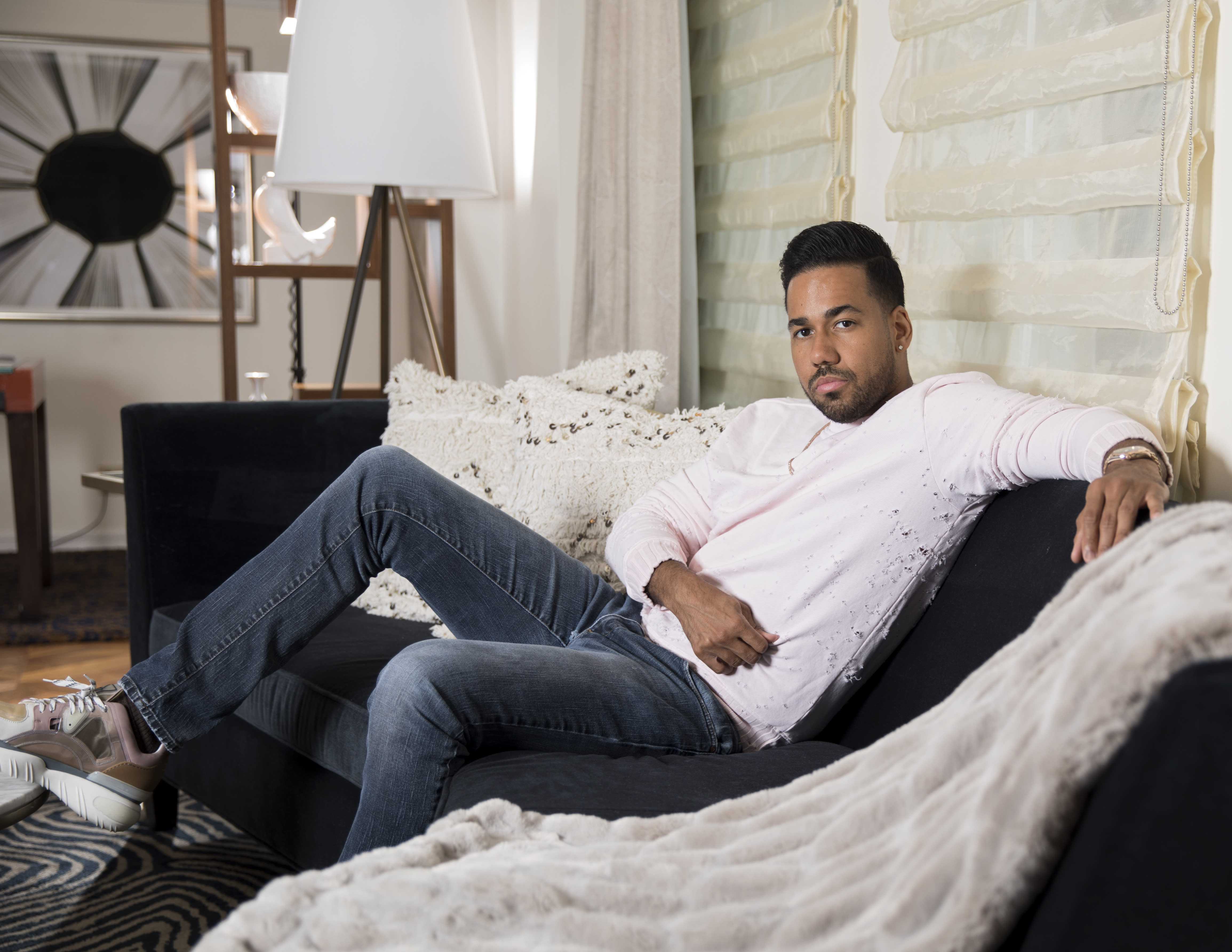 Romeo Santos on upcoming MetLife show: 'It's a blessing'