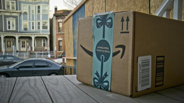 Amazon is reportedly using drivers' tips for their base pay