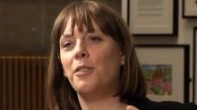 Jess Phillips says it would be 'embarrassing' for a man to win Labour leadership and suggests Sir Keir Starmer should quit contest