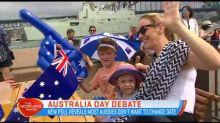 Australia day debate