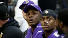 Teddy Bridgewater inactive, and that can't be a great sign for his future with Vikings