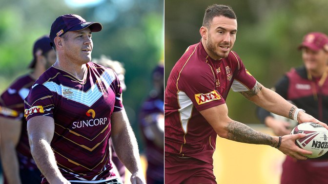 Maroons legends axed in new-look Origin squad