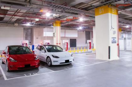 Tesla 今日正式開放台北南港、宜蘭 2 座 V3 超級充電站 完整串聯東部充電旅行生活圈