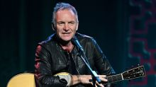 Sting sings the 'Jeopardy!' theme song, and fans approve: 'Alex would have loved it'