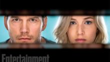 First Look At Jennifer Lawrence and Chris Pratt In Sci-Fi Romance Passengers