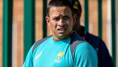 'Funny' reason why ODI axe disappointed Khawaja