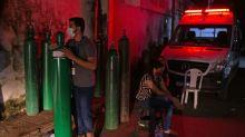 Maduro, no reconocido por Brasil, enviará oxígeno para ayudar con colapso en Amazonía