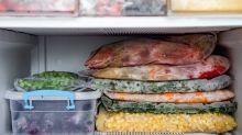 ¿Sabías que volver a congelar alimentos descongelados no tiene ningún riesgo?