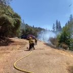 Evacuation Ordered as New Wildfire Grows to 100 Acres Near Colfax, California