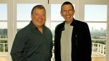 William Shatner Opens Up About Deathbed Rift With Leonard Nimoy and Their Long Friendship (Q&A)