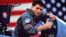 Tom Cruise tweets as cameras roll on Top Gun 2