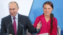 Greta Thunberg doesn't understand complexities of 'modern world,' says Putin