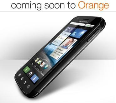 Motorola Atrix to launch exclusively with Orange UK in early May
